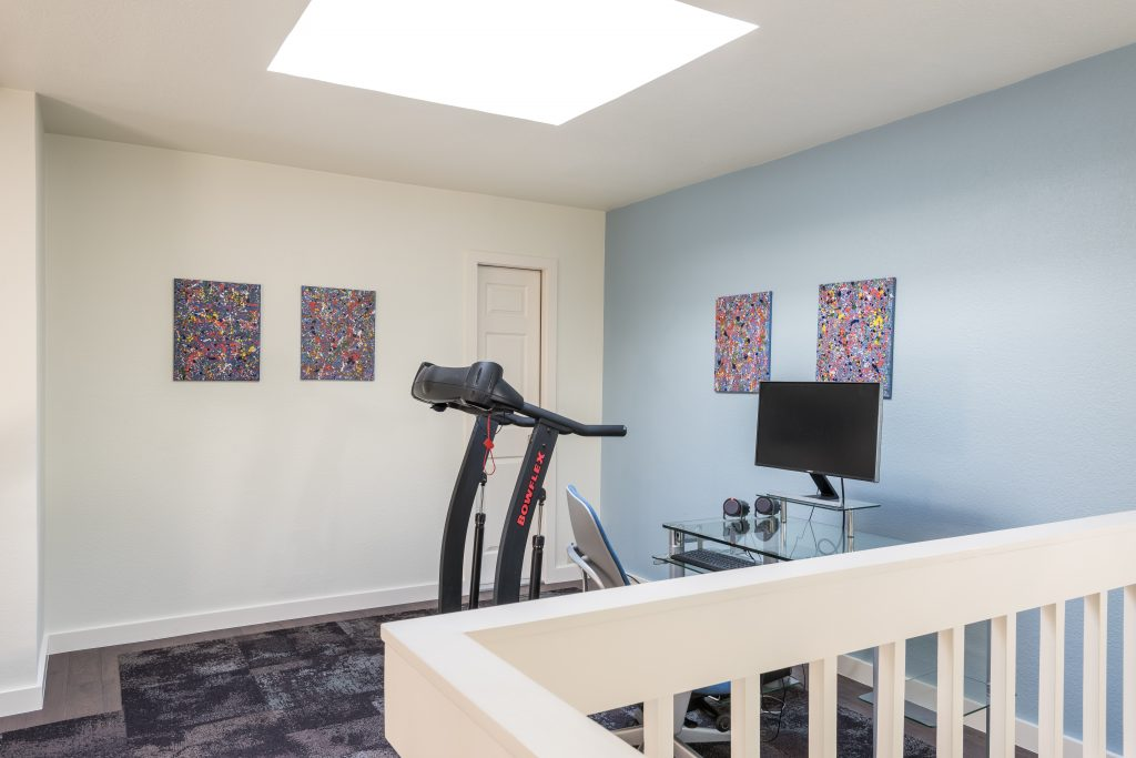 workout room design