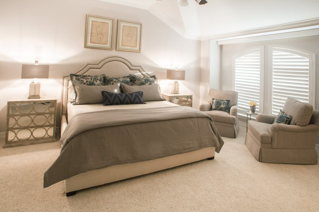 dallas neutral bedroom