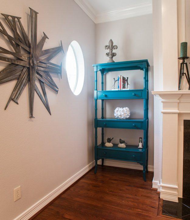 dallas living room design
