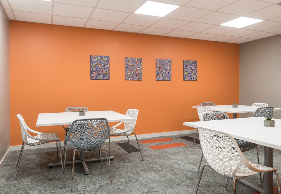 commercial dining room design