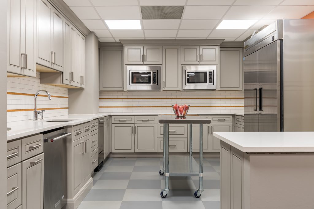 commercial kitchen interior design